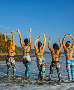 Monique Rotteveel Active wear Yoga Surf Fitness