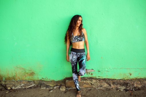 Monique Rotteveel Surf Yoga Yogawear Surfbikini Leggings Top Bikini Swimwear bikinis surfleggings