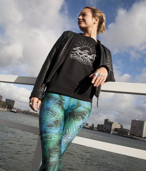Organic Sweater by Monique Rotteveel