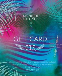 gift card monique rotteveel