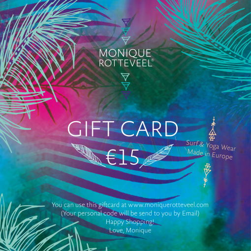 gift card monique rotteveel