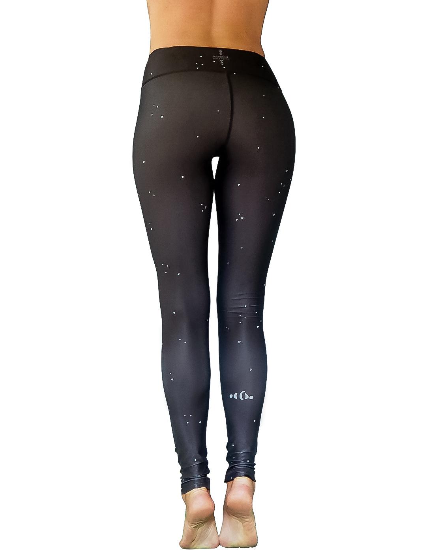 510f57fbd594c Monique Rotteveel | Sustainable Yoga Leggings | Night Sky Black
