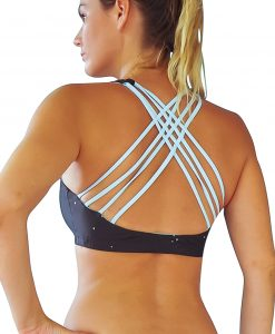 Pura Vida Top - Night Sky - Back - Monique Rotteveel