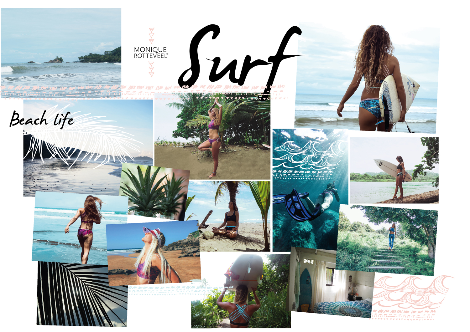 surf lookbook monique rotteveel surfgirl
