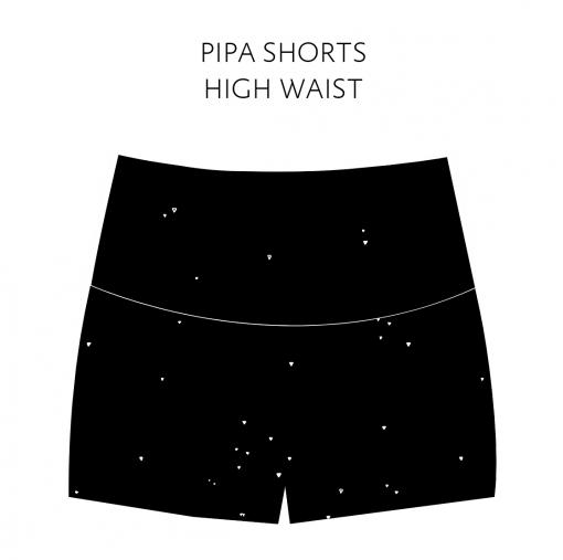Monique Rotteveel ® Pipa Shorts High Waist