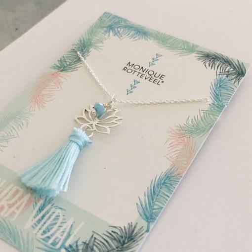Monique Rotteveel | Larimar Silver Jewelry