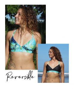 Sustainable bikini | Monique Rotteveel | Jungle Feathers