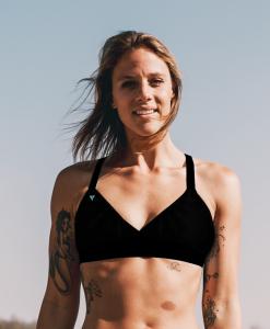 Black Surfbikini by Monique Rotteveel