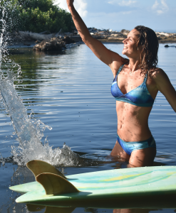 Sustainable surfbikini