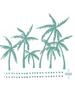 Palmtrees print